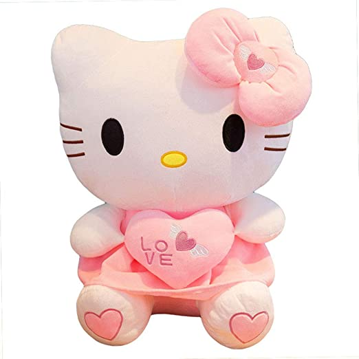 Juguete de Peluche Hello Kitty Lindo Muñecas Decoración ...