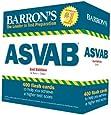 Barron's ASVAB Flash Cards, 2nd Edition