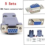 RS232 Parallel Serial Port DB9 9 Pin D Sub