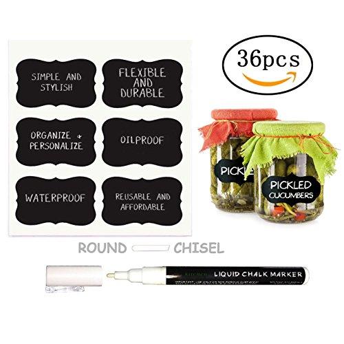 kitchen pantry labels - 7