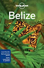 #1 best-selling guide to Belize *        Lonely Planet Belize is your passport to the most relevant, up-to-date advice on what to see and skip, and what hidden discoveries await you. Explore the ancient Maya site of Caracol, dive the w...