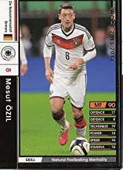 WCCF 13-14 / 331 / Germany Representative / Mesut Özil