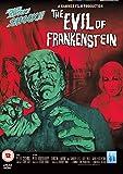 Evil of Frankenstein DVD Region 2