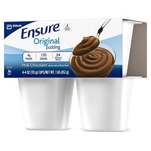 Ensure Pudding, Creamy Milk Chocolate, 4-Ounce Cup, 4 Count, (Pack of 12) by Ensure (Image #5)