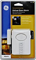 GE Deluxe Wireless Door Alarm, 45117