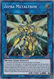 Zefra Metaltron - EXFO-EN097 - Super Rare - 1st Edition - Extreme Force (1st Edition)