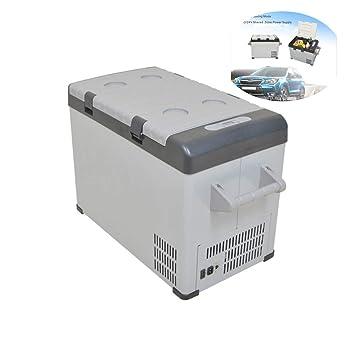 SDJIENN Refrigerador del AutomóVil, ConversióN De Frecuencia DC12 ...