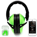 [Launch Promo] Kids Ear Muffs - #1 Hearing Protection for Children - KidSafe Ear Protectors for Children, Toddlers and Small Adults - Value Pack Includes Mobile App and Bonus Ear Plugs