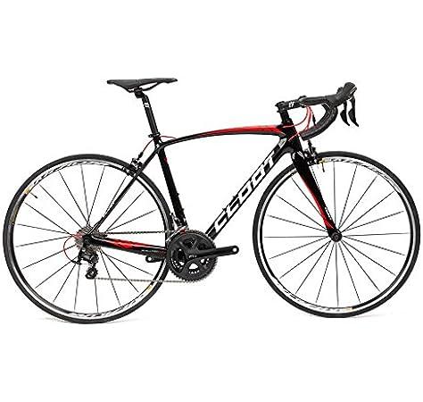 CLOOT Bicicleta Carretera Carbono-Bicis de Carbono Carretera Evolution Road Carbono Evo7 Mavic Aksium y Full Shimano 105 (Talla 53): Amazon.es: Deportes y aire libre