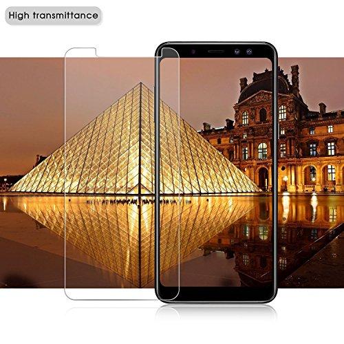 Funda para Huawei Nova 3e / Huawei P20 Lite , IJIA Transparente TPU Silicona Suave Cover Tapa Caso Parachoques Carcasa Cubierta para Huawei Nova 3e / Huawei P20 Lite (5.8) + Una hoja Película protect LF22
