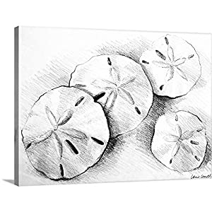 51yAizaV95L._SS300_ Best Sand Dollar Wall Art and Sand Dollar Wall Decor For 2020