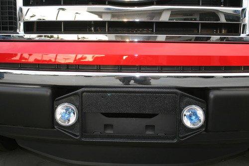 Delta Lights (01-9629-HBRA) D-Bra License Plate H.I.D. Driving Light Kit for 2009-2014 Ford F-150