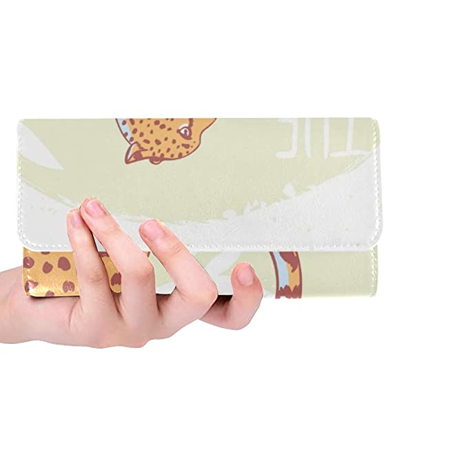 Custom Custom Amazing Animal Cheetah Muestra Texto Salvaje ...