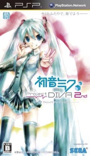 初音ミク -Project DIVA- 2nd