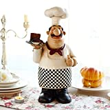 Creative Bar Waiter Decorative Ornaments/Restaurant Bakery Coffee Shop Equipment-A