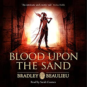 Blood upon the Sand Audiobook