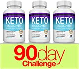 Keto Blocker Pills Advanced Carb Weight Loss - 1200 mg Natural Ketosis Fat Burner for ketogenic Diet, Suppress Appetite & Cravings, Boost Metabolism, Effective Men Women, 60 Capsules, Lux Supplement