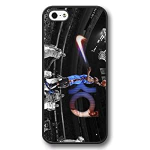 Onelee(TM) - Customized Personalized Black Hard Plastic iPhone 5/5S Case, NBA Superstar Oklahoma City Thunder Kevin Durant iPhone 5/5S Case, Only Fit iPhone 5/5S Case Kimberly Kurzendoerfer