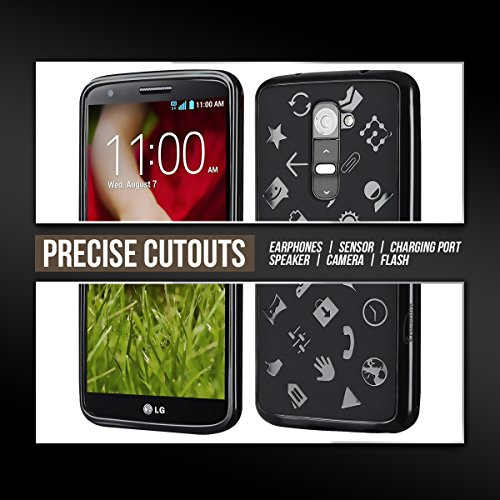 Cruzerlite Experience Case for LG G2 - Retail Packaging - Pink
