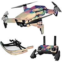 MightySkins Skin for DJI Mavic Air Drone - Focus | Max Combo Protective, Durable, and Unique Vinyl Decal wrap cover | Easy To Apply, Remove, and Change Styles | Made in the USA