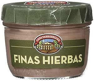 Paté finas hierbas - Casa Tarradellas - 125 g - , Pack de 6