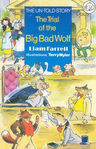 Download The Trial of the Big Bad Wolf (Elephant) (Elephants) ebook