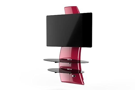 54 opinioni per Meliconi 488070 Ghost Design 2000 Supporti TV tipo Muro, colore : Rosso