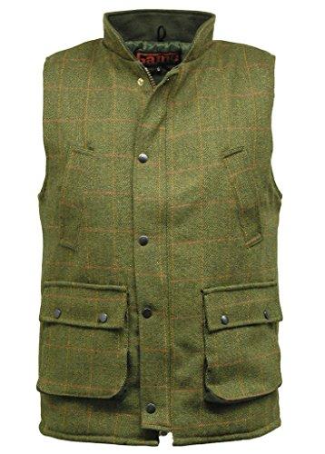 Derby Tweed Hunting Shooting Bodywarmer
