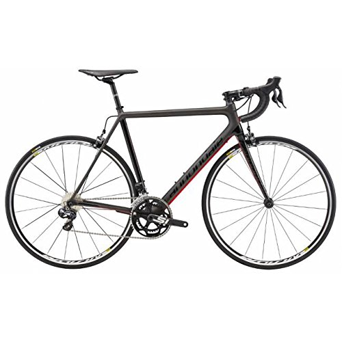 Cannondale Supersix Evo Ultegra Di2, Mens, black