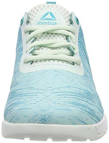 Fitness Lagoon white silver solid blue Donna Scarpe Blu Da 000 Reebok opal Cn0994 Teal PRxqtw0yB