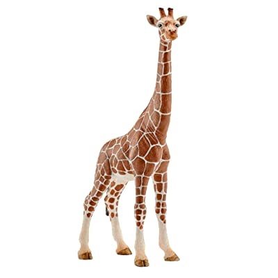 SCHLEICH Wild Life Giraffe Female Educational Figurine for Kids Ages 3-8: Schleich: Toys & Games