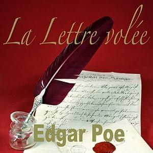 La Lettre volée | Livre audio