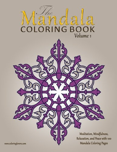 Mandala Coloring Book Meditation Mindfulness PDF 165721bad