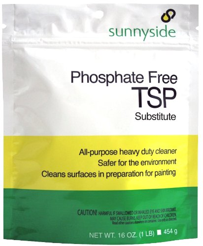 Sunnyside Phosphate Free Tsp Substitute All Purpose Cleaner  1 Pound Pouch