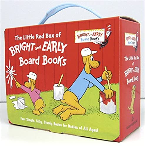 The Little Read Box Board Book...