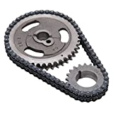 Edelbrock 7814 Performer-Link Timing Chain and Gear Set