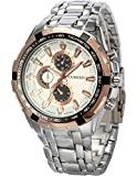 Best Design Watches - AMPM24 Men's Military Luxury Sport Design Stainless Steel Review