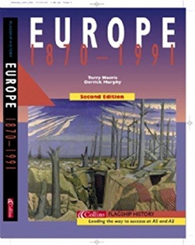 Europe 1870–1991 (Flagship History)