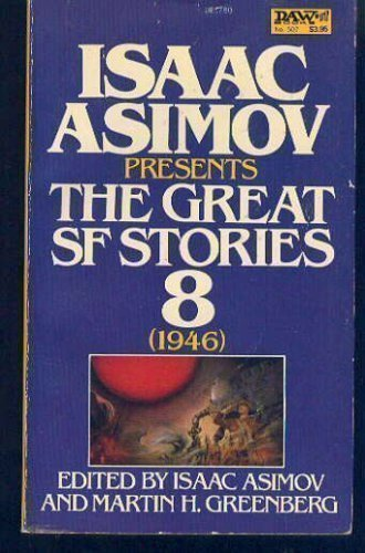 Isaac Asimov Presents Great Science Fiction 08 ()