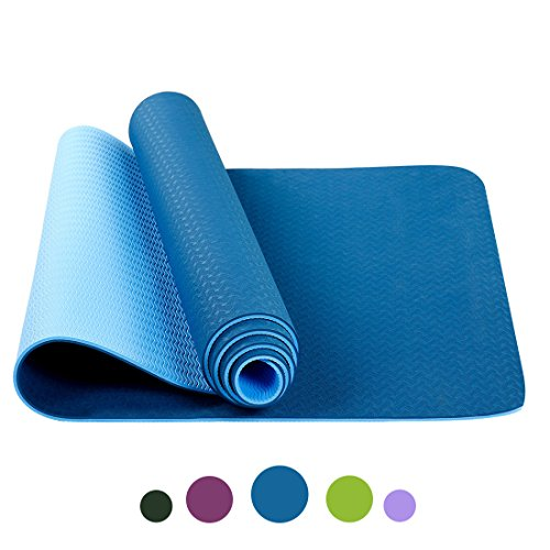 Non Slip Yoga Mat By Farland,Eco Friendly Workout Exercise