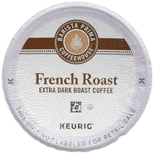 Union Roast (Barista Prima Coffeehouse Coffee, Keurig K-Cups, Dark Roast Extra Bold, 96- Count)