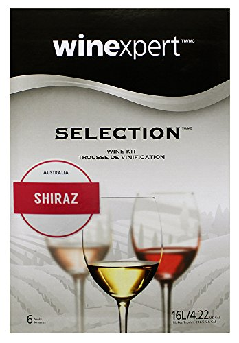 Wine Expert Selection Australian Shiraz