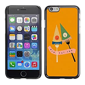 Dragon Case - FOR iPhone 6 - timely to leave - Caja protectora de pl??stico duro de la cubierta Dise?¡Ào Slim Fit