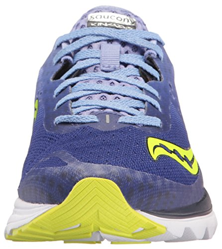 Women's 8 Saucony Kinvara Purple Running Shoes Navy 7ZpwqxE