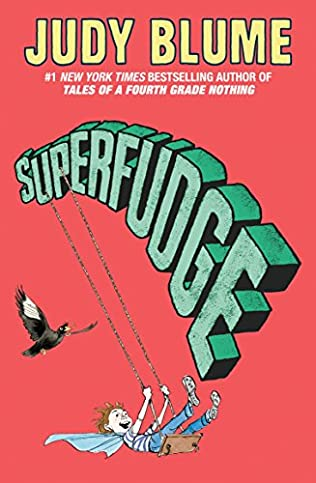 book cover of Superfudge