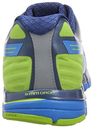 PUMA Faas 600 V2 - Zapatillas de running para hombre, color verde lima / azul, talla 41
