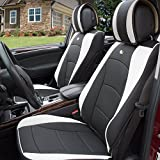 FH Group Ultra Comfort Leatherette Front Seat