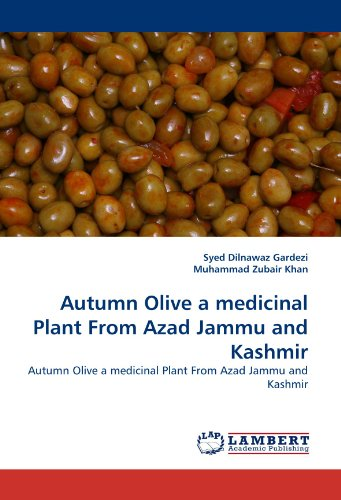 (Autumn Olive a medicinal Plant From Azad Jammu and Kashmir: Autumn Olive a medicinal Plant From Azad Jammu and Kashmir)