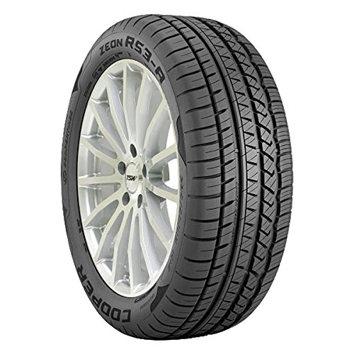 UPC 029142800903, Cooper Zeon RS3-A All-Season Radial Tire - 255/45R20 101W