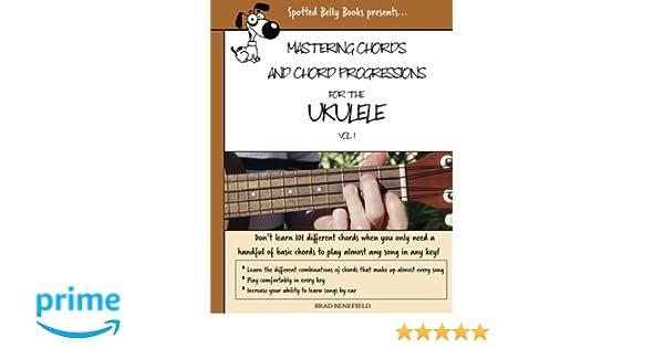 Amazon Mastering Chords For The Ukulele Mastering Chords And